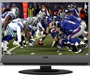 Watch Pro Football Games Live Online Free
