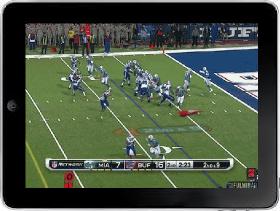 Watch NFL Games on ipad