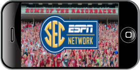 Watch SEC Network Football Games Online