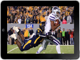 Watch Big 12 Football Games on ipad