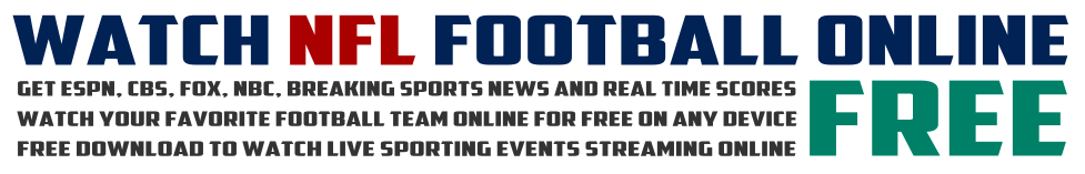 Watch NFL Online Free